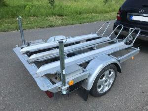 Motorradanhänger - Bautechnik-Meißner